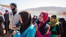 Conflit: Sous leurs tentes, les réfugiés syriens