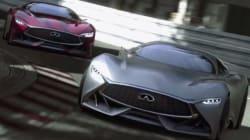 Gran Turismo και Infiniti: Το αυτοκίνητο αγώνων του