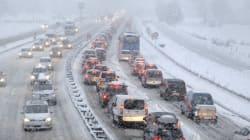 Χάος στις Γαλλικές Άλπεις λόγω χιονιού - Ένας 27χρονος οδηγός