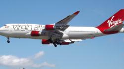 Αναγκαστική αλλά ασφαλής η προσγείωση αεροπλάνου της Virgin Atlantic στο