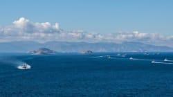 Ιταλία: Στο λιμάνι της Καλλίπολης το φορτηγό πλοίο