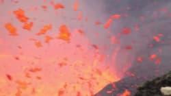 Απίστευτο βίντεο: Εικονολήπτης απέδρασε από έκρηξη