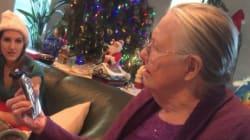 Ce cadeau de Noël n'a pas plu à cette grand-mère... ou