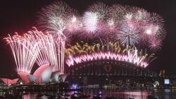 Kαλή Χρονιά από την Αυστραλία με υπέροχα