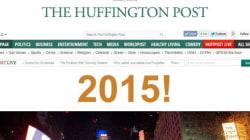 Η πρωτοχρονιά σε όλο τον κόσμο μέσα από τις εκδόσεις της Huffington