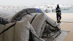 Η ιταλική ακτοφυλακή ανέλαβε τον έλεγχο του ακυβέρνητου πλοίου με τους 450