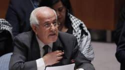 Les documents d'adhésion de la Palestine à 16 conventions entre les mains de
