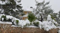 Νέα επιδείνωση του καιρού. Χιόνια στην