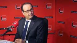 Hollande : une intervention militaire française en Libye n'est pas à l'ordre du