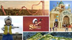 Le parc Sindibad, c'est pour très