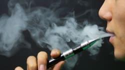 전자담배에도 발암물질? 정부 '일단