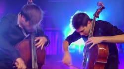 클럽 음악을 첼로로 연주하다!