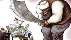 Η απάντηση της πένας : 23 σκίτσα για την επίθεση στο Charlie