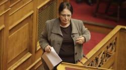 Επικεφαλής του ψηφοδελτίου Επικρατείας του ΚΚΕ, η Αλέκα