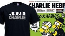 Exemplaires aux enchères et produits dérivés... le macabre business de la tragédie Charlie
