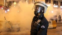 앰네스티 터키지부, 한국 최루탄 수출 중단
