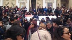 Des centaines de manifestants à Tunis en soutien à Sofiène Chourabi et Nadhir