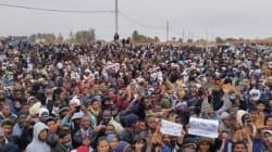 Yousfi ne convainc pas, la contestation contre le gaz de schiste se poursuit à In