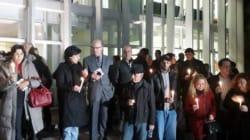 Charlie Hebdo: Rassemblement de solidarité à
