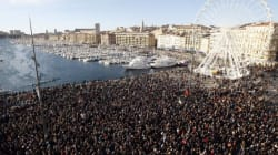 프랑스서 파리테러 규탄 시위, 70만명 이상