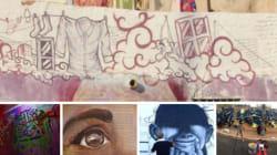 Témoignages de graffeurs qui font la scène street art marocaine, de Casablanca à Tanger en passant par Meknès (EN