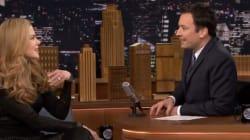 Η Νικόλ Κίντμαν ξεμπροστιάζει χωρίς δισταγμό τον Τζίμι Φάλον