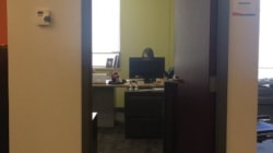 사무실에서 안전하게 도망가는