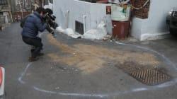 40대 중국동포, 아현동서 흉기에 찔려