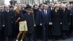 L'absence d'Obama à la marche de Paris fait rire (jaune) les