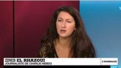 Charlie Hebdo : Zineb El Rhazoui, journaliste marocaine, s'exprime à propos de la marche de solidarité de Paris et tacle l'Ar...