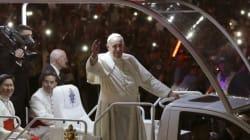 Le pape François: la liberté d'expression ne donne pas le droit d'