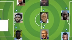 L'équipe type de Ligue 1 de la