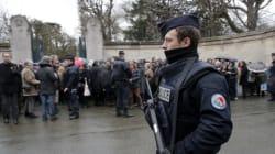 Συλλήψεις στο Παρίσι για διασυνδέσεις με τους