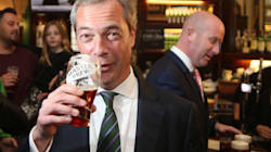 Protests As Nigel Farage Invades Pub Where Drinkers Were Enjoying A Quiet Sunday