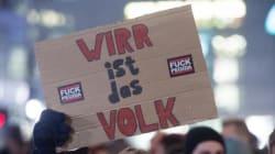 Allemagne: Plus de 10.000 manifestants anti-racisme pour dire non à