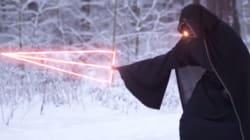 Star Wars 7 : des fans imaginent le sabre laser nouvelle