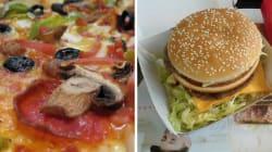 Mac Donald's vs. Pizza Hut: La guerre des fast food au