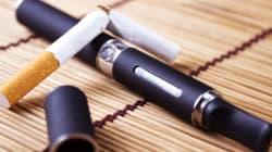 Το ηλεκτρονικό τσιγάρο ενδέχεται να είναι 5 με 15 φορές πιο καρκινογόνο από το