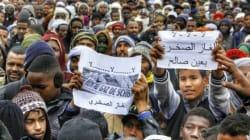 Schiste: la sortie de Sellal fait pschitt... les manifestations se poursuivent dans le