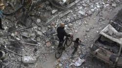 Syrie: raids du régime près de Damas, 42 morts dont 6