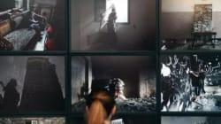 L'art au milieu du désastre: la création syrienne s'expose près de