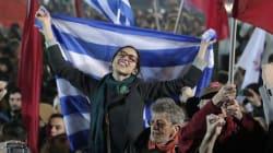 그리스 총선, 시리자 압승