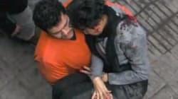 평화시위서 총 맞아 숨진 이집트 여성(사진,