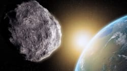 축구장 5개 크기 소행성 지구로