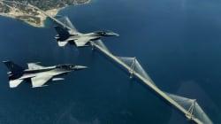 Πτώση ελληνικού F-16 σε άσκηση του ΝΑΤΟ στην