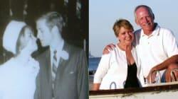 Τότε και τώρα: 19 φωτογραφίες από ζευγάρια που θα σας πείσουν ότι υπάρχει αληθινή