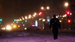 Η χειμερινή καταιγίδα νίκησε το μύθο της Νέας Υόρκης ως «η πόλη που δεν κοιμάται