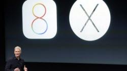 애플, iOS·Mac OS X 업데이트