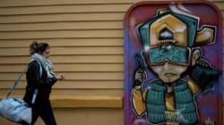 Espagne: le street art, remède pour panser les plaies d'un quartier de