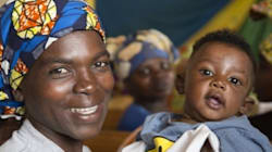 Für die Gesundheit von Müttern und